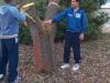 Medzinárodný deň stromov -4.B