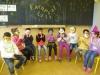 Karnevalová zábava - posedenie pri hudbe a speve -0.B, 5.B a ŠKD