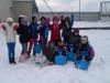 Snehová zábava -3.A