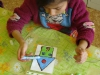 Maľujeme farbami na sklo -2.C