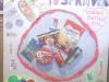 Súťažná nástenka s témou -Zdravý životný štýl