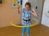 Hula hop- športová súťaž -29.9.2014 -ŠKD