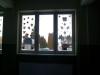 Vianočné okno - medzitriedná súťaž II. stupeň