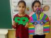 Školská súťaž-Karnevalová maska