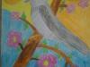 Kasandra Pokutová krásne kreslí a maľuje...
