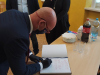 Návšteva ministra školstva SR Branislava Gröhlinga – 28.5.2020